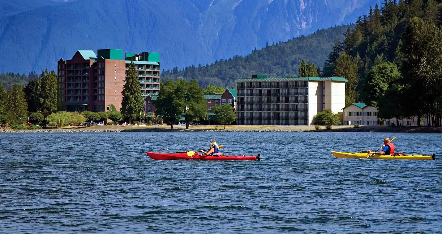 Harrison Hot Springs Resort And Spa Reservations